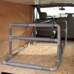 Rack windsurf PVC